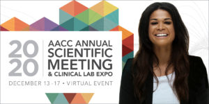 Meet Us at This Year's AACC Virtual Event