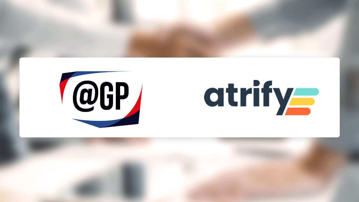 @GP and atrify – a partnership that benefits us all